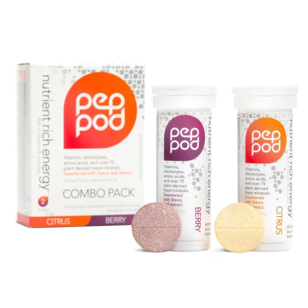 PepPod Combo Box